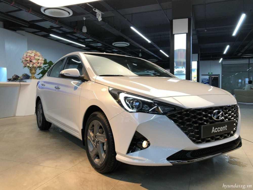 Hyundai Accent 2021 1