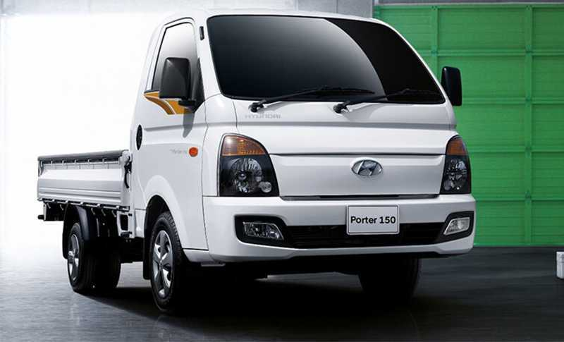 Hyundai Poter H150 1