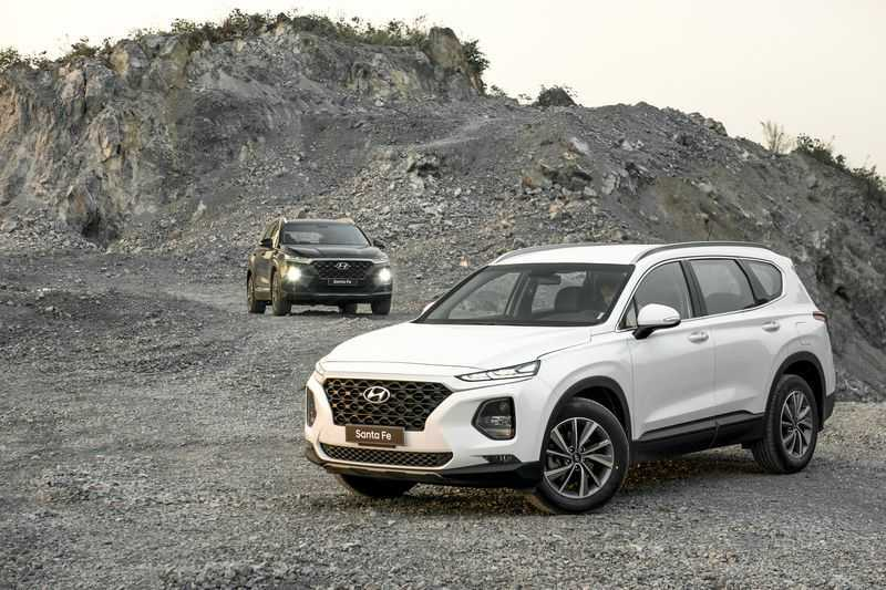 Hyundai Santafe 2