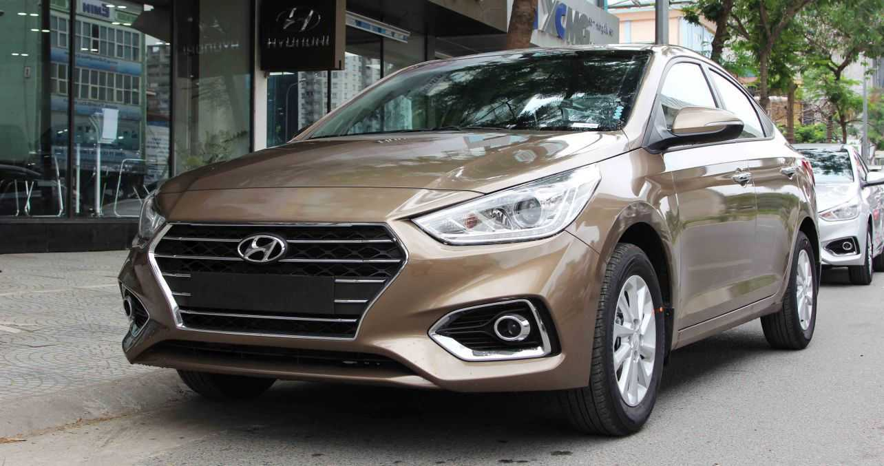 Read more about the article Hyundai Accent Màu Vàng Be