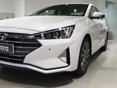 Hyundai Elantra 2019 Trắng