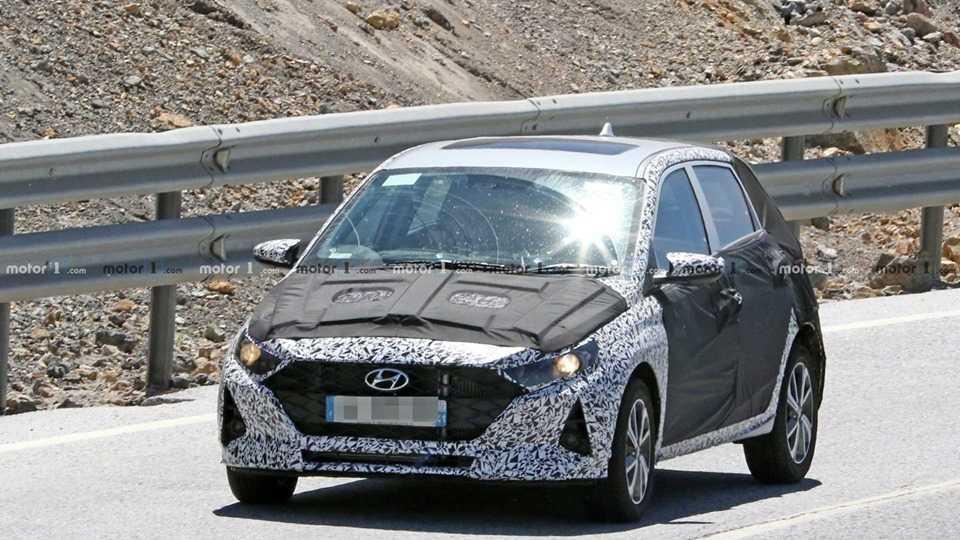 Hyundai i10 2020 Sắp Trở Lại 7