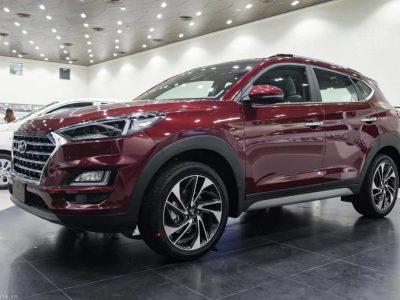 Hyundai Tucson 2019 Đỏ Mận