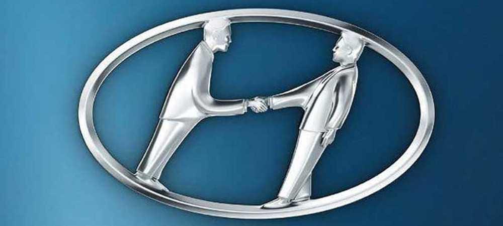 Ý Nghĩa Của Logo Hyundai