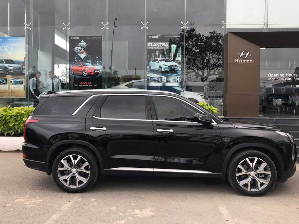 Read more about the article Hyundai Palisade