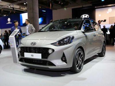 Hyundai i10 2020 Màu Bạc