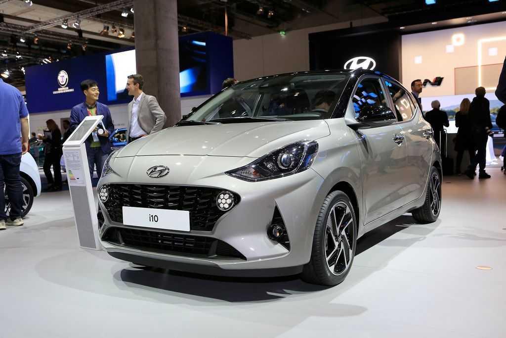 Read more about the article Hyundai i10 2020 Màu Bạc