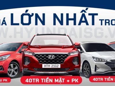 Chương Trình Khuyến Mãi Mua Xe Hyundai T12